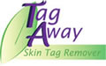 TAG AWAY - Manufactured in the United States