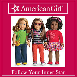 American Girl - made in the United States of America