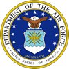 United States of America Department of the Air Force
