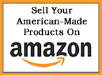 Sell Your American-made Products on Amazon